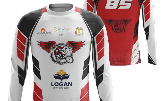 Centenary Plains BMX Jersey